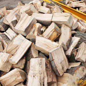 Loose load hardwood or softwood logs