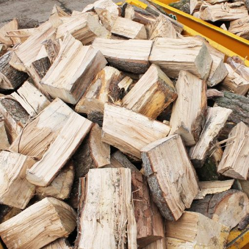 Loose load hardwood or softwood logs