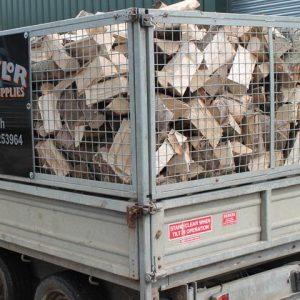 3 x Skip Loose Load Logs Hardwood, Softwood or Mixed Load