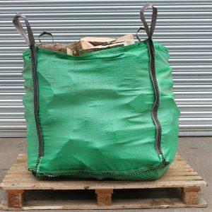 Dumpy bag of kiln dried logs