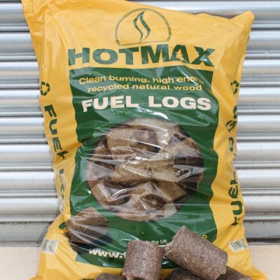 Hot Max Fuel Logs