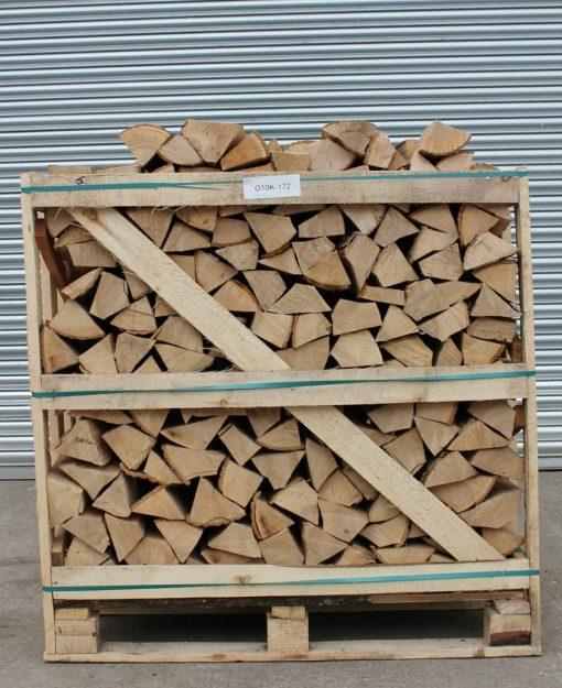 Kiln dried log crate