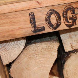 Log box detail