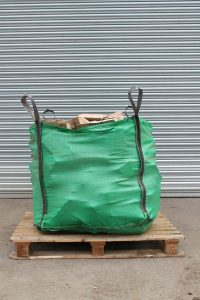 Dmpy Bag of Hardwood, Softwood or Mixed Load Logs