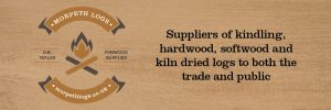 Morpeth Logs - Suppliers of kindling, hardwood, softwood and kiln dried logs to the public and trade